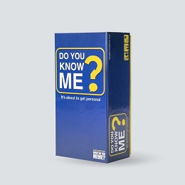 Do You Know Me? Card Game