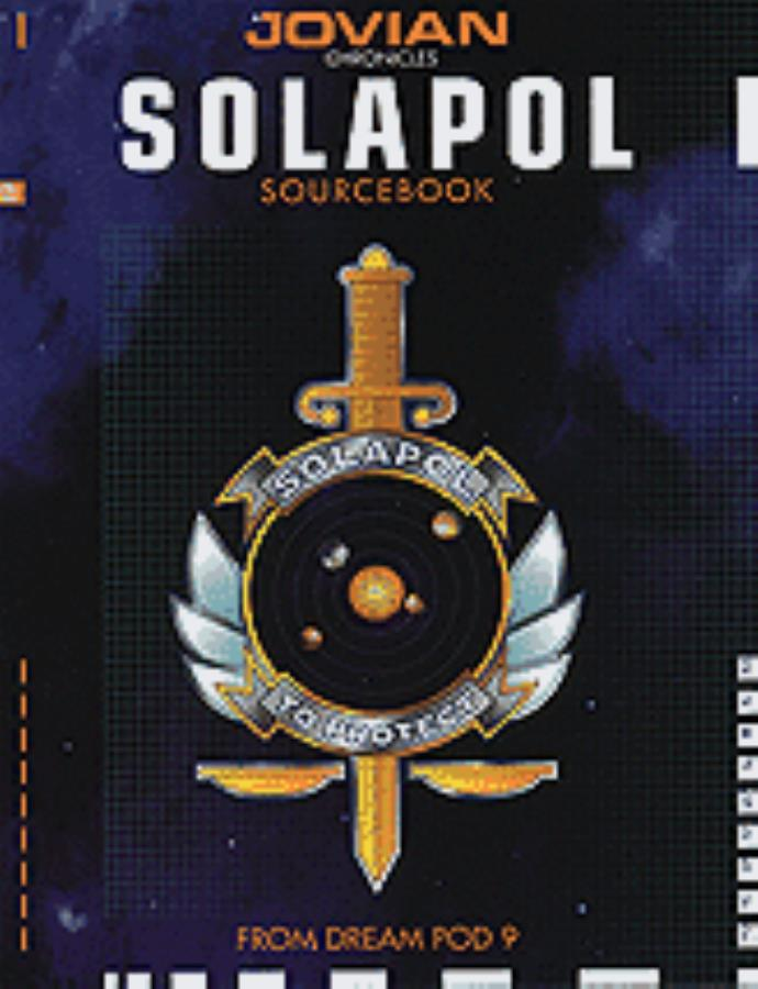 Jovian Chronicles: Solapol Sourcebook - Used