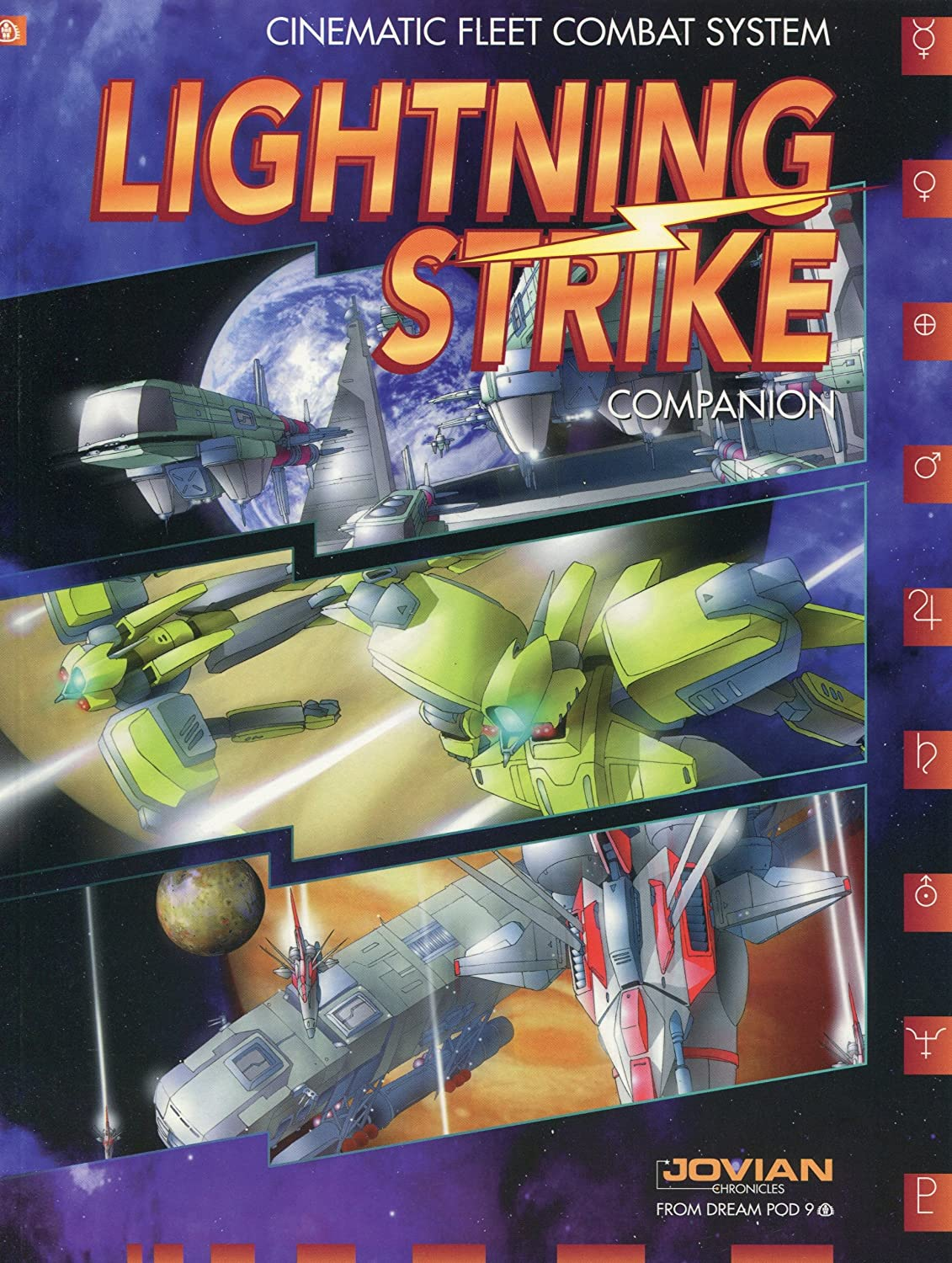 Jovian Chronicles: Lightning Strike - Used