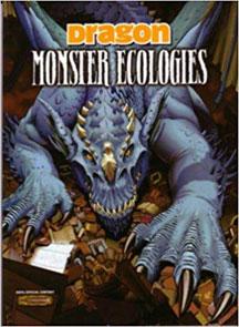 Dragon Monster Ecologies - Used