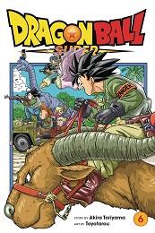 Dragon Ball Super Volume 6 TP