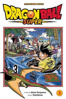 Dragon Ball Super: Volume 3 TP