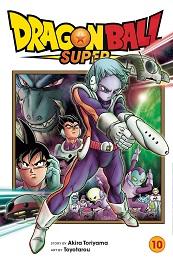 Dragon Ball Super Volume 10 GN