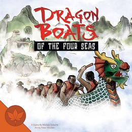 Dragon Boats Board Game