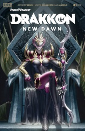 Power Rangers Drakkon: New Dawn no. 1 (2020 Series)