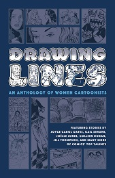 Drawing Lines: An Anthology of Women Cartoonists HC (MR)
