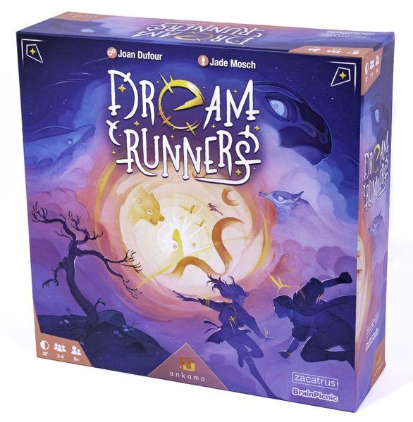 Dream Runners Board Game