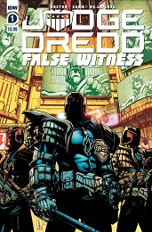 Judge Dredd: False Witness no. 1 (2020 Series)