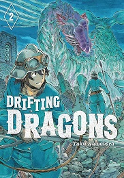 Drifting Dragons Volume 2 GN