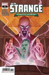 Dr. Strange no. 4 (2019 Series)