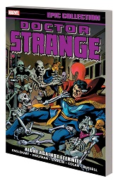 Doctor Strange Epic Collection: Alone Against Eternity TP