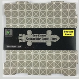 Dry-Erase Dungeon Tile Booster Pack: Wire Mesh