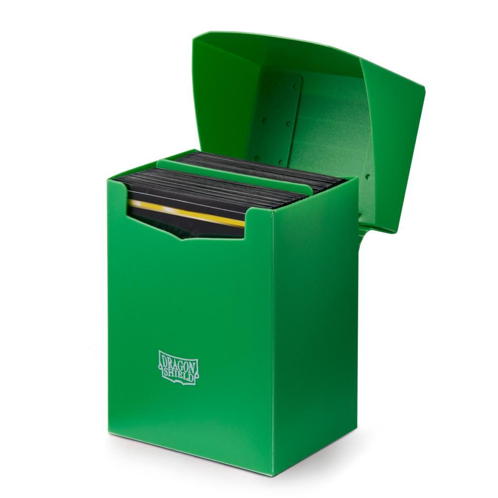 Dragon Shield: Deck Shell - Green Deck Box