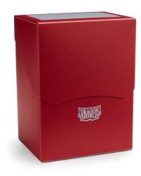Dragon Shield: Deck Shell - Red Deck Box