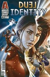 Duel Identity no. 2 (2020 Series)