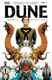 Dune: House Atreides no. 1 (2020 Series)