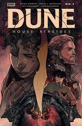 Dune: House Atreides no. 5 (2020 Series)