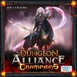 Dungeon Alliance Card Game: Champions
