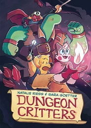 Dungeon Critters GN