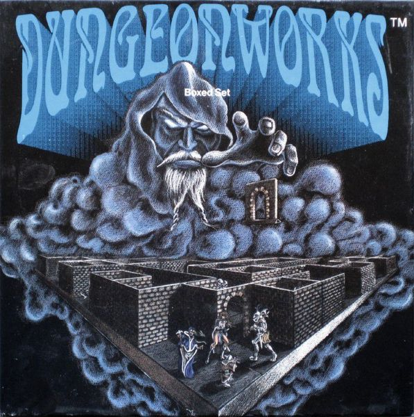 Dungeonworks: Dungeon Tiles Box Set - USED