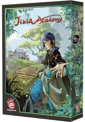 Jixia Academy Card Game