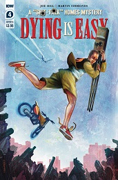 Dying is Easy no. 4 (2019 series)