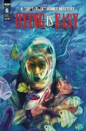 Dying is Easy no. 5 (2019 series)