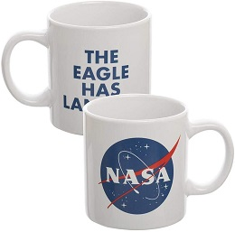 NASA Eagle has Landed Ceramic Mug