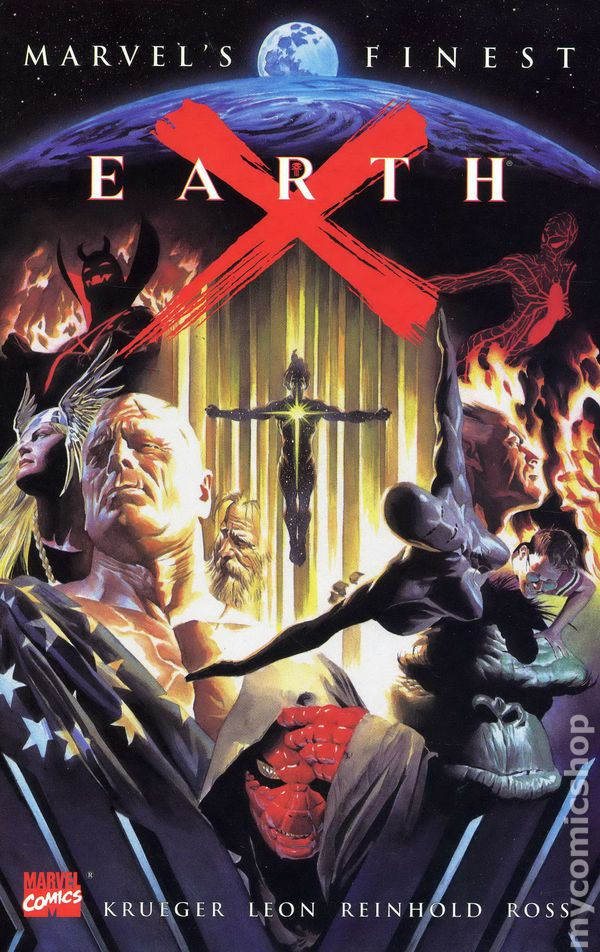 Earth X (1st Edition) TP - Used