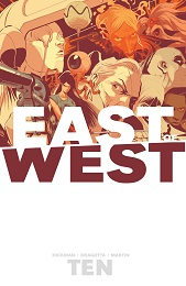 East of West Volume 10 TP (MR)