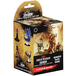 Dungeons and Dragons: Icons of the Realms: Ebberon - Rising From the Last War Booster Pack