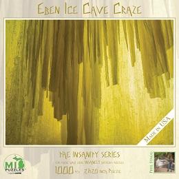 Eben Ice Cave Craze Puzzle (1000 Pieces)