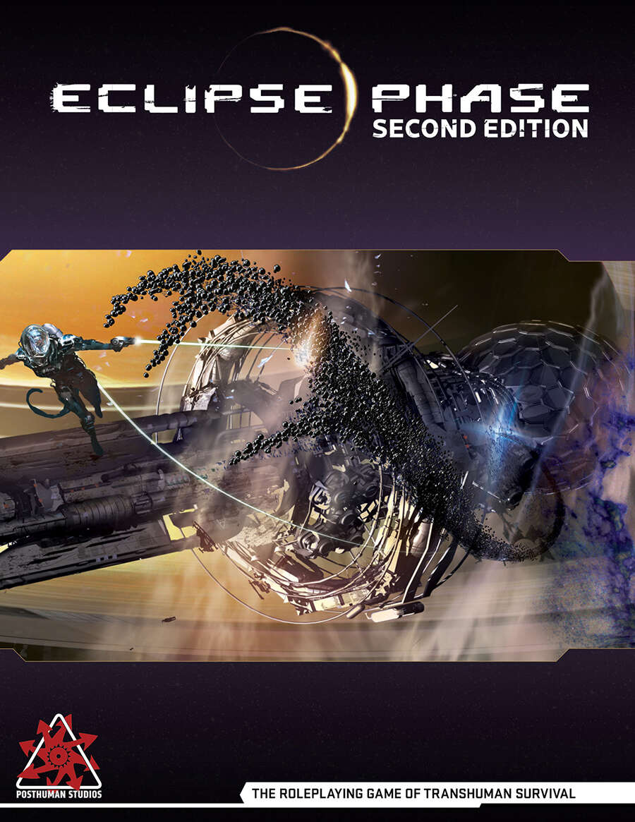 Eclipse Phase: 2nd Edition  - Used