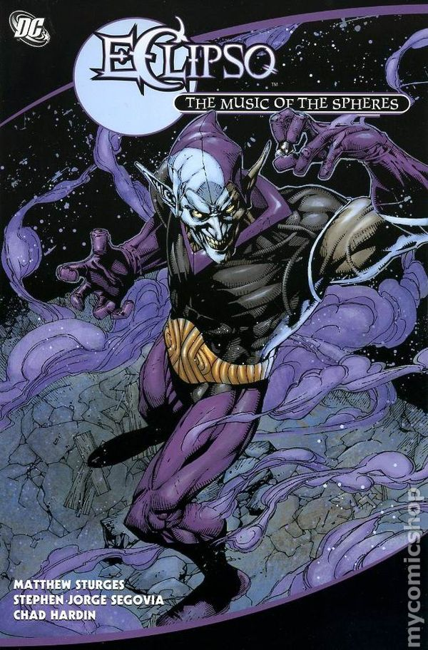 Eclipso: Music of the Spheres TP - Used