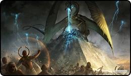 Playmat: Egyptian Dragon