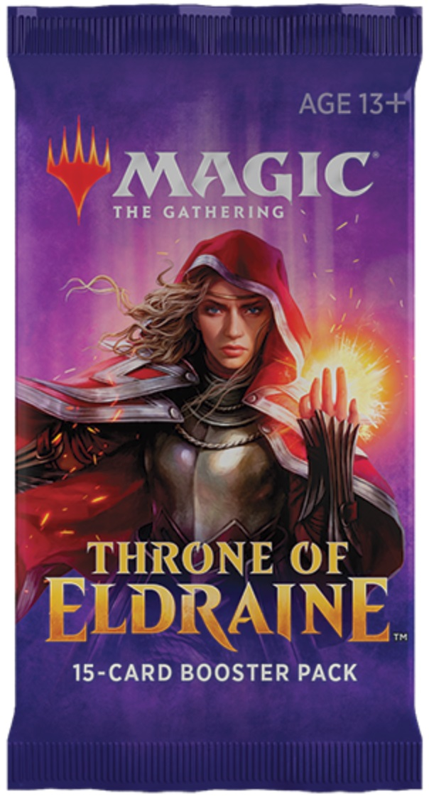Magic The Gathering: Throne of Eldraine: Booster Pack