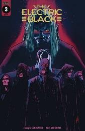 Electric Black no. 3 (2019 Series)