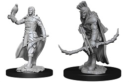 Dungeons and Dragons Nolzurs Marvelous Unpainted Minis Wave 13: Elf Male Ranger
