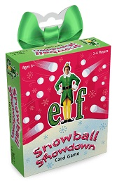 Elf: Snowball Showdown Card Game