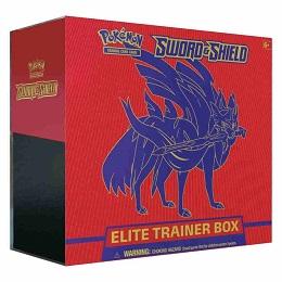 Pokemon TCG: Sword and Shield: Elite Trainer Box