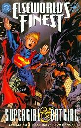 Elseworld's Finest: Supergirl and Batgirl (1998) Prestige Format - Used