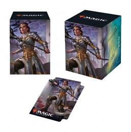 Deck Box: Magic the Gathering Theros Beyond Death: Elspeth Suns Nemesis