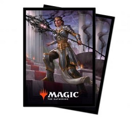Deck Protector: Magic the Gathering Theros Beyond Death: Elspeth Sun's Nemesis (100 Sleeves)