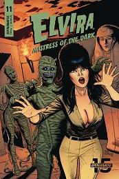 Elvira Mistress of the Dark no. 11 (2018 Series) (Cermak)