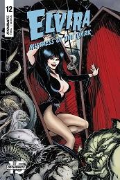 Elvira Mistress of the Dark no. 12 (2018 Series) (Mandrake)