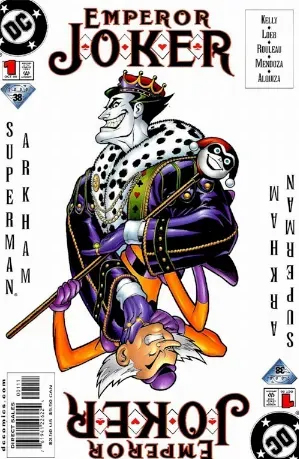 Superman Emperor Joker (2000) One Shot - Used
