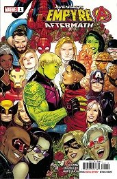 Empyre Aftermath: Avengers no. 1 (2020 Series)