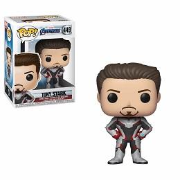 Funko POP: Marvel: Avengers Endgame: Iron Man (Tony Stark)