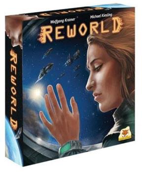 Reworld Board Game