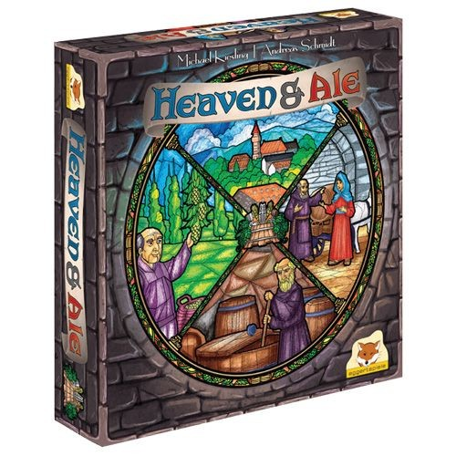 Heaven and Ale Board Game
